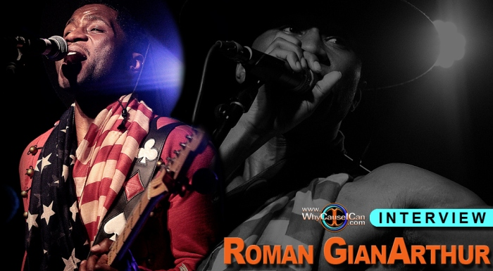 wondaland records, roman gianarthur