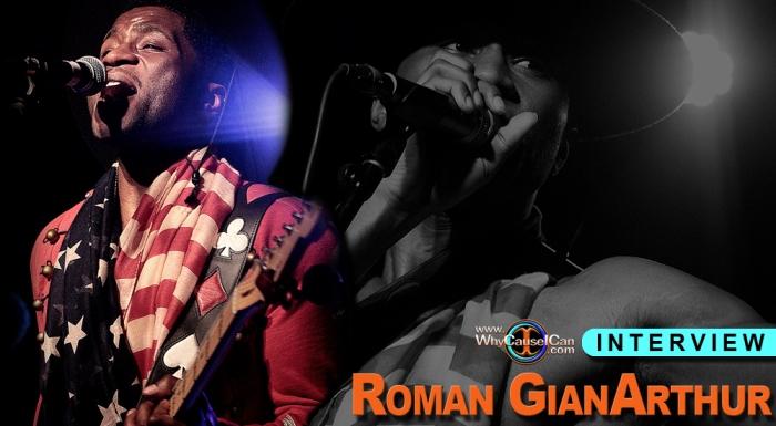 wondaland records, roman gianarthur